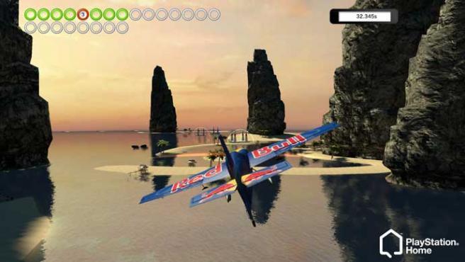 Imagen del universo 'Home', de PS3.