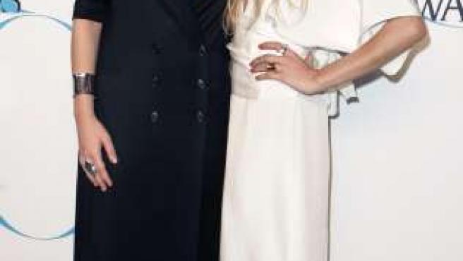 Las gemelas Olsen encarnaban a la pequeña 'Michelle'. (ARCHIVO)