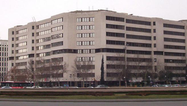 Juzgados de Instrucción de Plaza de Castilla.