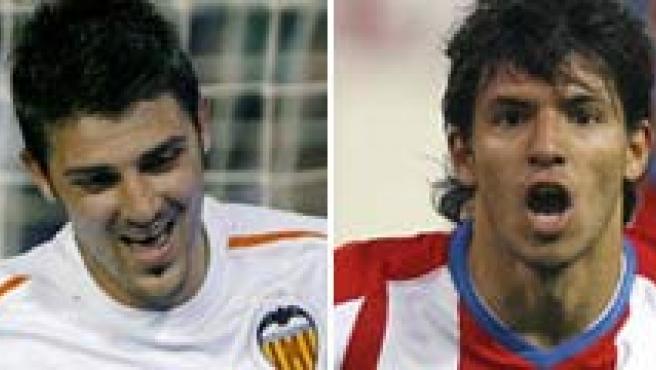 Messi, Villa, Agüero y Casillas, protagonistas en la Fantasy Football.
