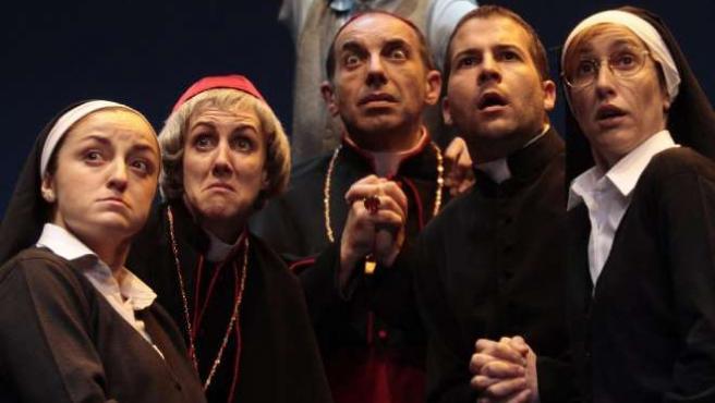 Seis actores interpretarán una larga lista de personajes.