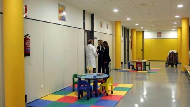 Nuevas instalaciones del centro de salud de Canterac
