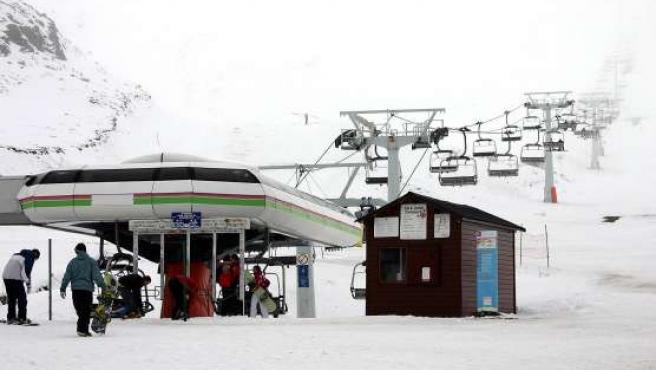Estación invernal de San Isidro. (ICAL)