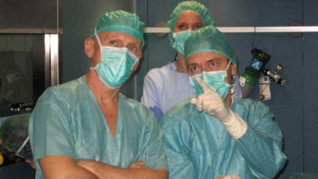 trasplante de cornea españa