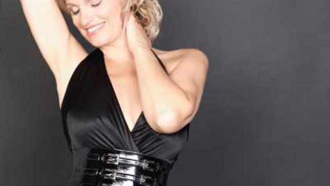 La soprano Ainhoa Arteta en una imagen promocional.
