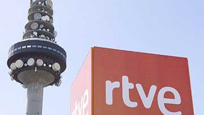Instalaciones de RTVE en Madrid.