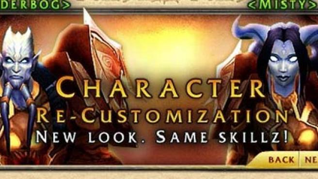 ¿Tú personaje es una mujer que fue creada en un cuerpo de hombre? No hay problema, por sólo 15 dólares, Blizzard cambiará tu sexo.