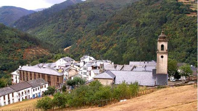 Municipio de Taramundi (Asturias).