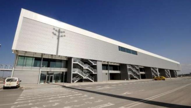 Vista del aeropuerto de Ciudad Real. (EFE)