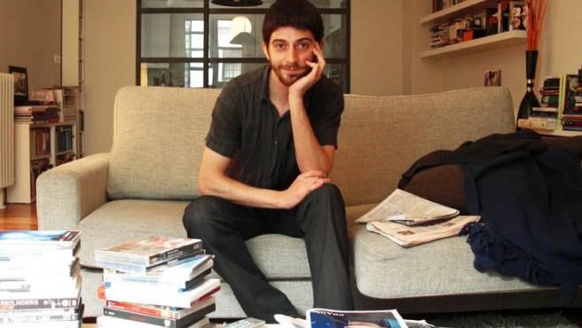 José Antonio Pérez, autor de 'Mi mesa cojea'