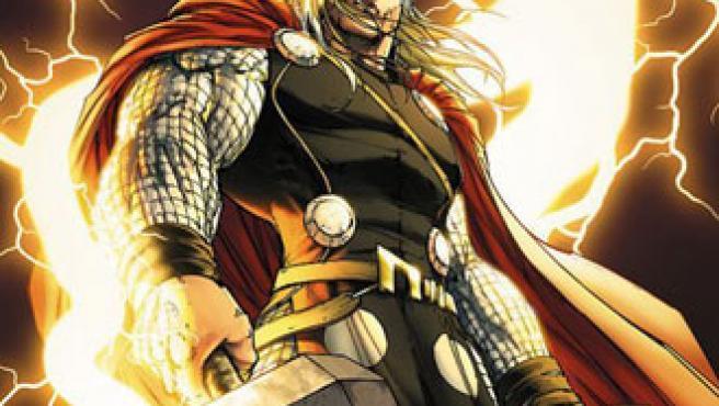 Thor, dios del Trueno (Marvel.com).