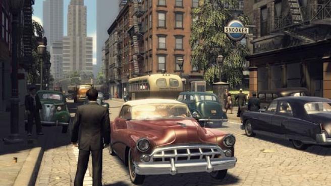 La secuela de Mafia nos mostrará la ciudad más viva jamás vista en un videojuego.