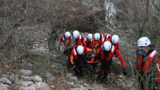 La UME fue creada para hacer frente a catástrofes naturales.