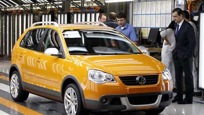 Volkswagen Cross Polo. (EFE)