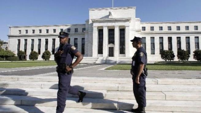 Sede de la Reserva Federal en Washington (REUTERS)