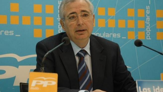 Juan José Imbroda, en una imagen de archivo. (EFE)