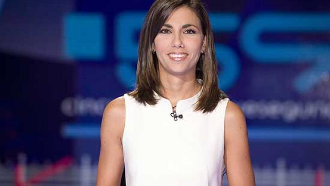 Ana Pastor presenta y modera '59 segundos'.