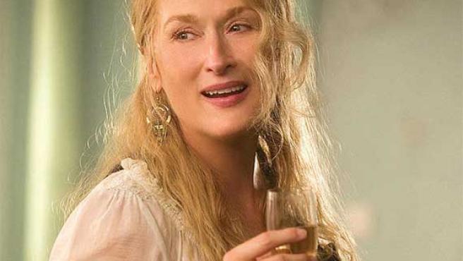 Meryl Streep, protagonista de 'Mamma Mia!'.