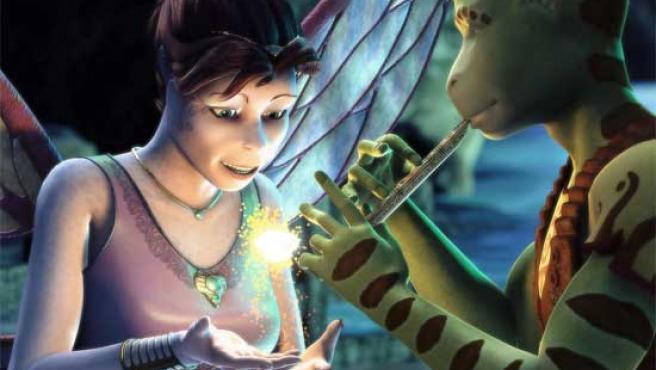 Imagen de la película 'Delgo'.