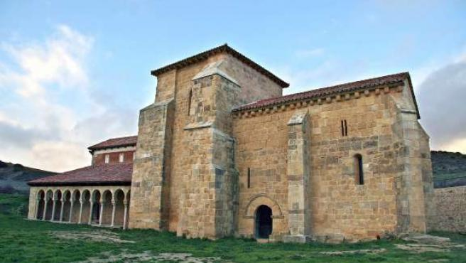 Monasterio mozárabe de San Miguel de Escalada. (ICAL)