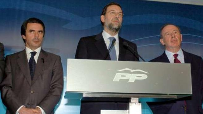 Aznar será indemnizado por Telecinco. (ARCHIVO)