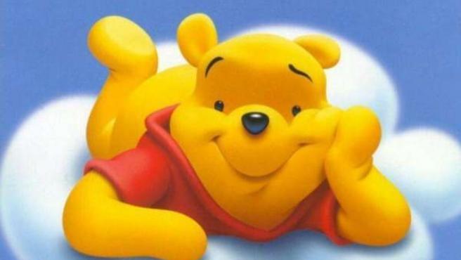 Winnie the Pooh, el oso amante de la miel.