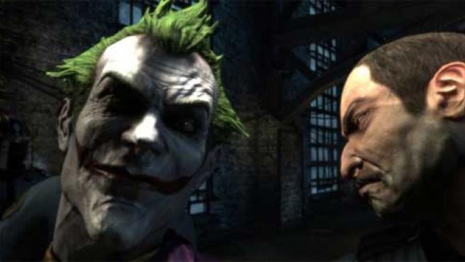 Batman: Arkham Asylum.