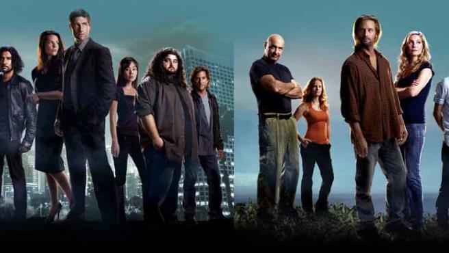 Cartel promocional de la quinta temporada de Perdidos. ABC.COM