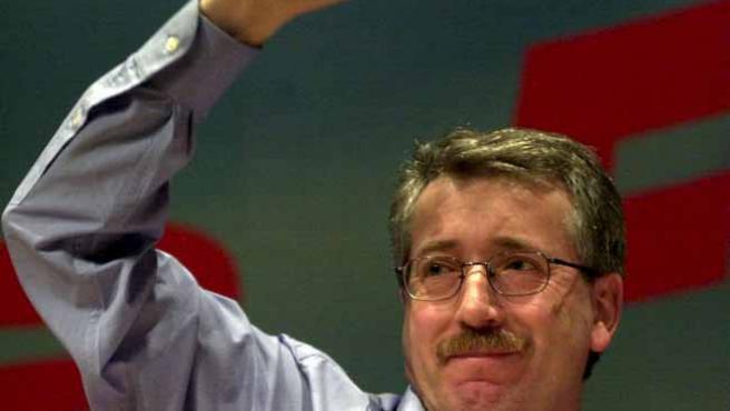 Ignacio Fernández Toxo, nuevo secretario general de CC OO. EFE