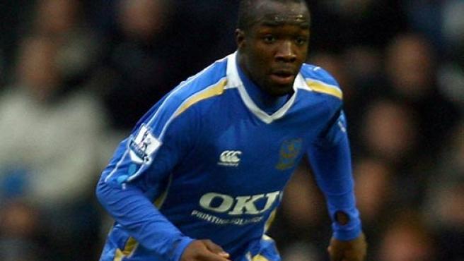 Una imagen de archivo de Lassana Diarra.