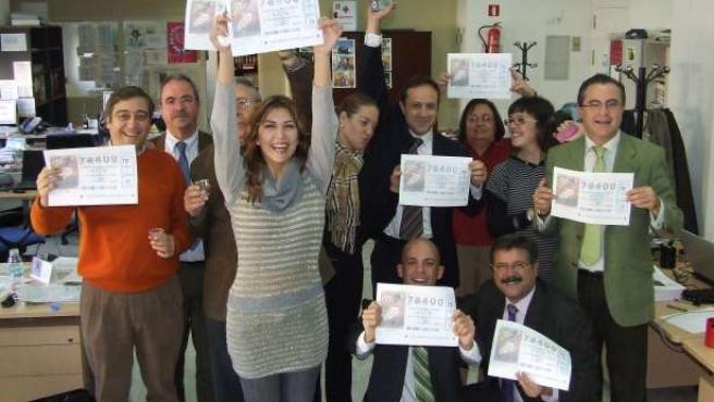 Los empleados de Wolters Kluwer España dificilmente olvidarán la jornada del 22 de diciembre de 2008.