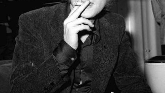 John Lennon en una imagen tomada en el año 1971. (ARCHIVO)