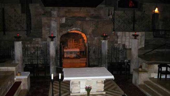 Basílica de la Anunciación, Nazaret, Israel.