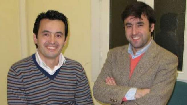 Manuel y Plácido Iglesias.