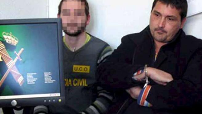 """Marco Assegnati, de 42 años, está considerado por las autoridades policiales italianas como el jefe del clan """"Nino"""" de la camorra napolitana."""