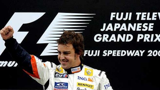 Fernando Alonso, archivo.