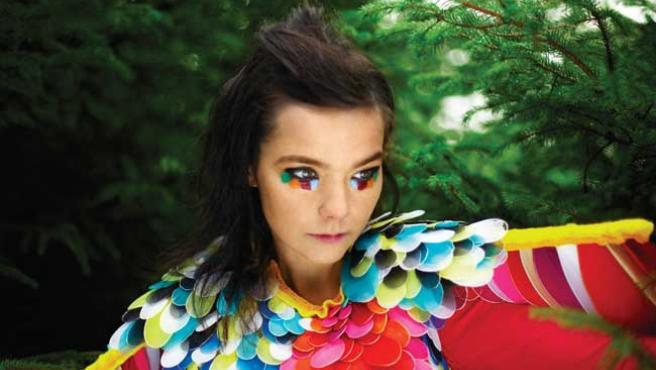 La islandesa Björk en una imagen de archivo.