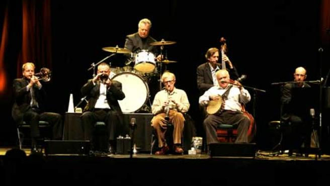 Uno de los conciertos de la New Orleans Band.