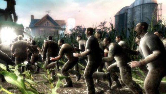 Los zombis de Left 4 Dead también pueden ocupar 4k.