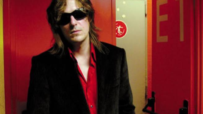 El cantautor Nacho Vegas acaba de publicar disco. FOTO: C.S.ULLA.