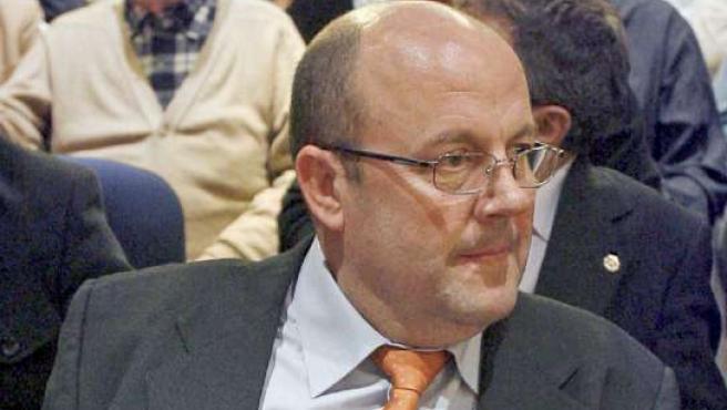 Jesús Serna, nuevo accionista mayoritario del Levante (EFE)