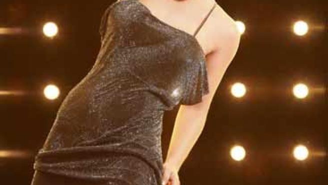 La cantante Soraya, participante de Operación Triunfo.