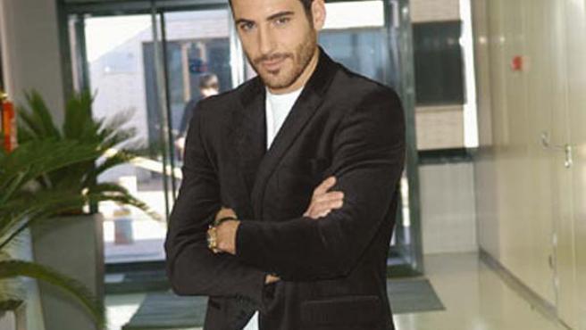 El actor Miguel Ángel Silvestre, que interpreta a 'El Duque' en 'Sin tetas no hay paraíso'.
