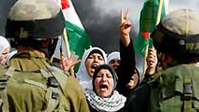 Diez facciones palestinas, incluida Hamas, han rechazado el plan de paz propuesto por Egipto Y Francia. (AGENCIAS).