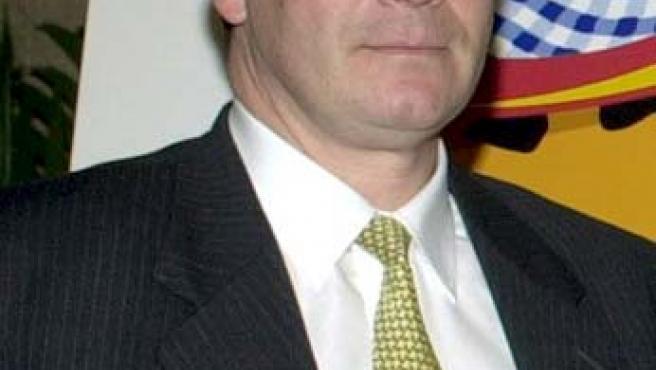 Faustino Soria, presidente de la Federación Española de kárate