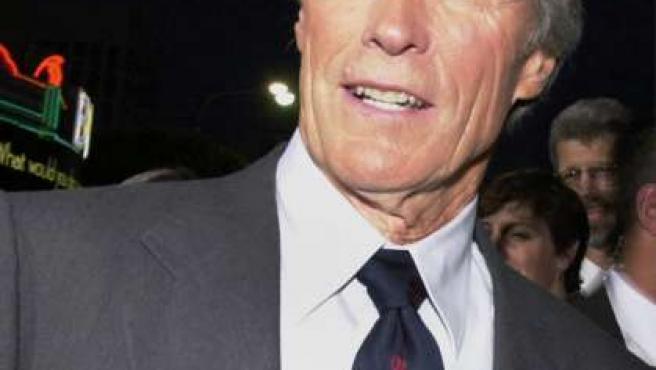 Clint Eastwood, un director en busca del 'Oscar'. (ARCHIVO)