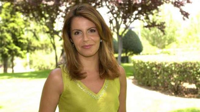 Pilar García, una de las presentadoras del magacín. (ARCHIVO)