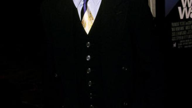 Mel Gibson posa durante un acto promocional (KORPA).
