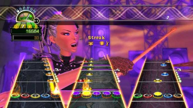 Guitar Hero World Tour.