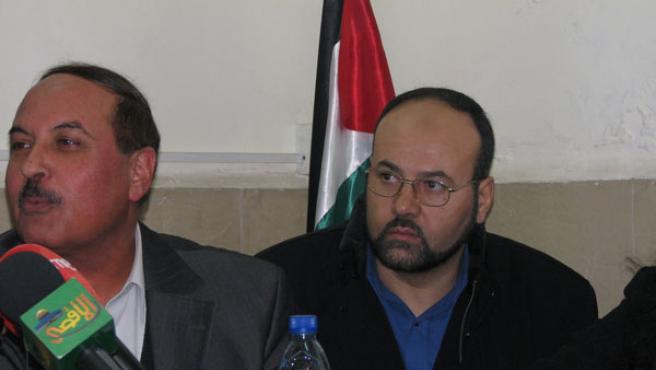 Ali Barakeh, representante de Hamás en Siria.